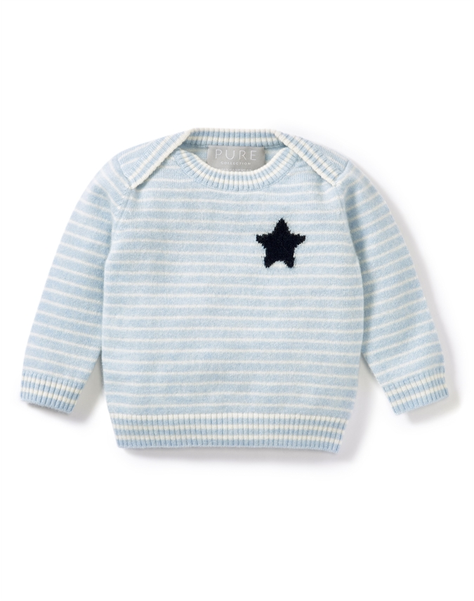 Cashmere Baby Sweater