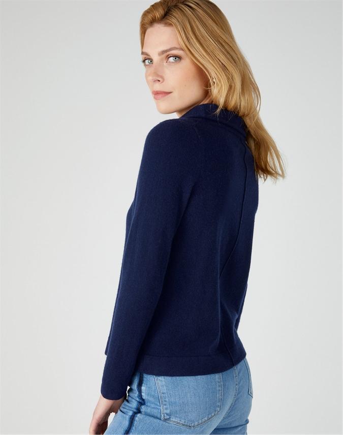 Cashmere Bardot Sweater