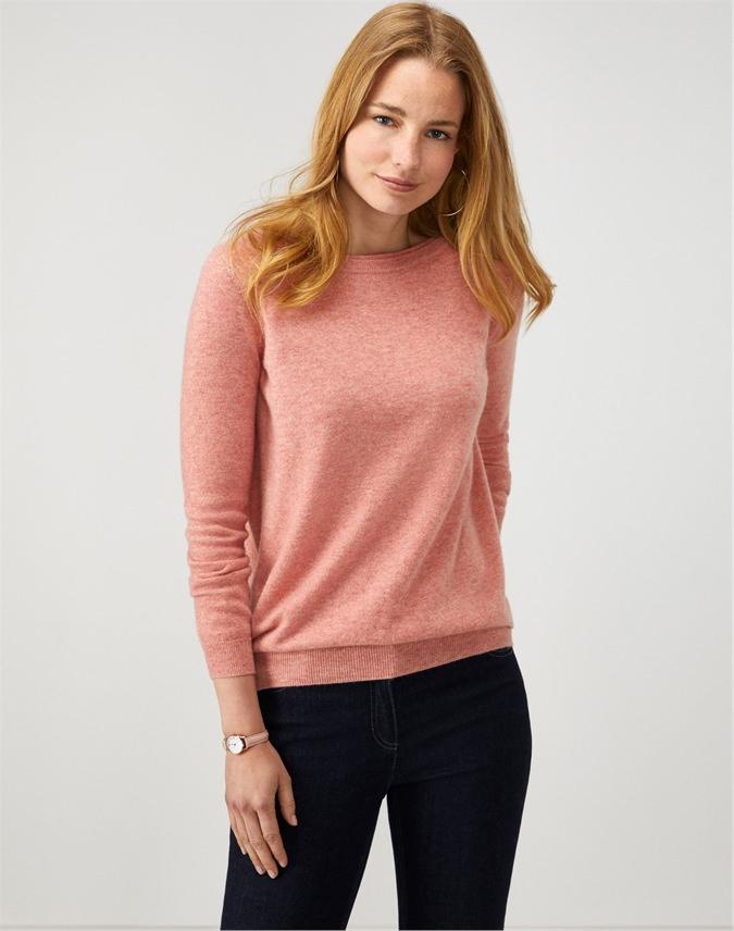Cashmere Boyfriend Sweater