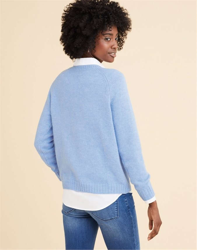 Cashmere Lofty Sweatshirt