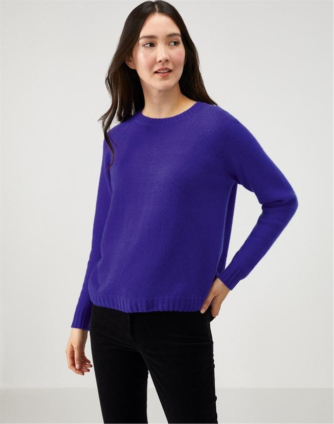 Cashmere Lofty Sweatshirt