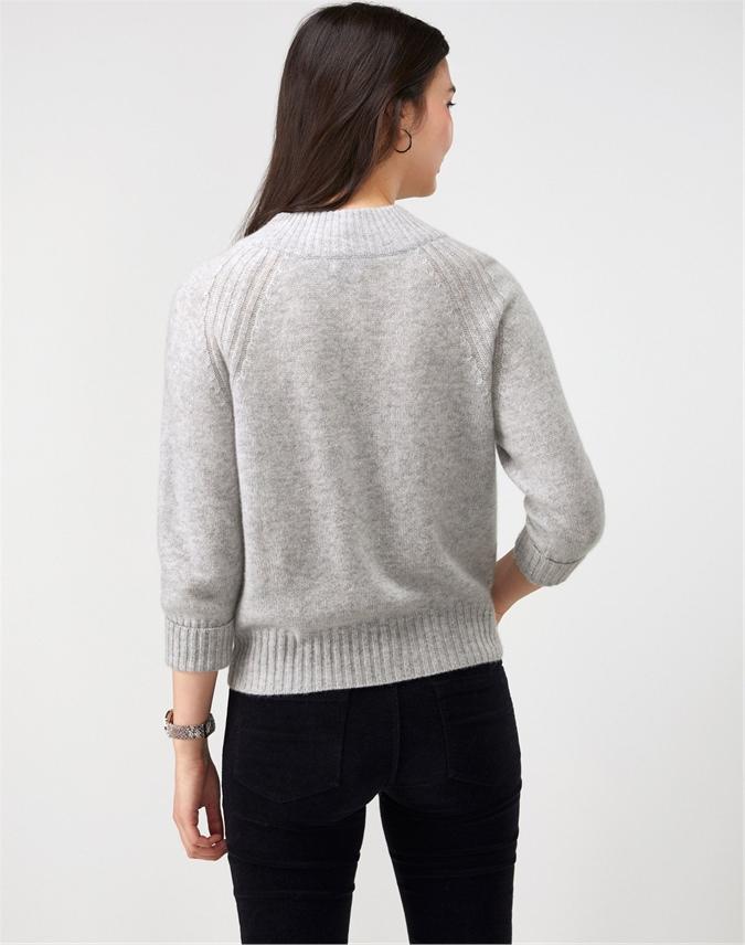 Cashmere Lofty Turtle Neck Sweater