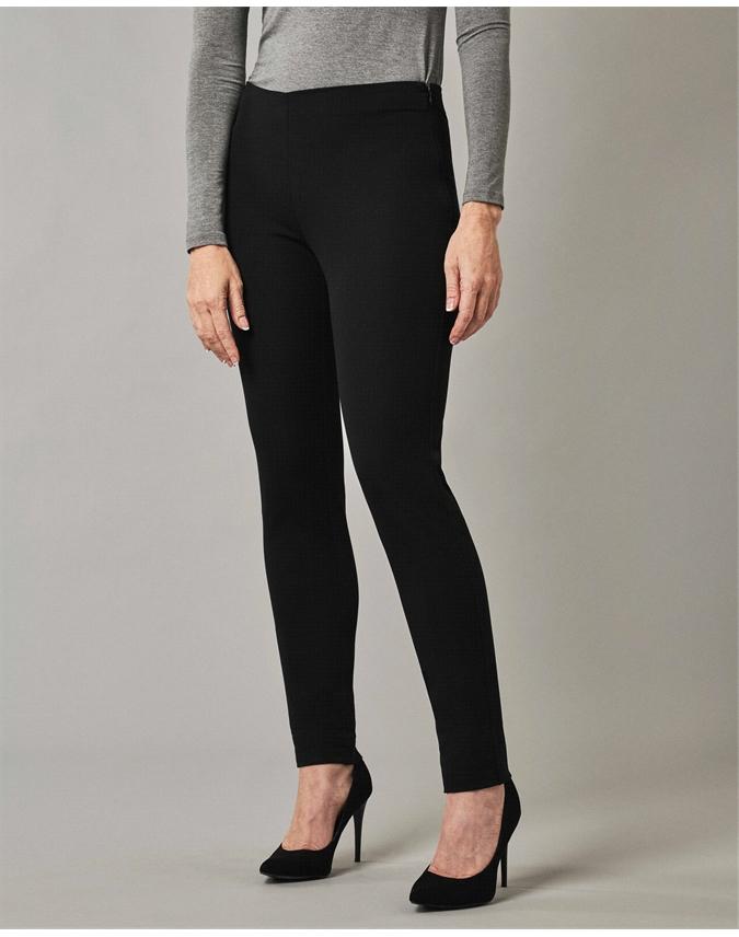 Cotton Stretch Crop Trouser