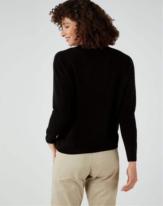 Gassato Soft Textured Sweatshirt