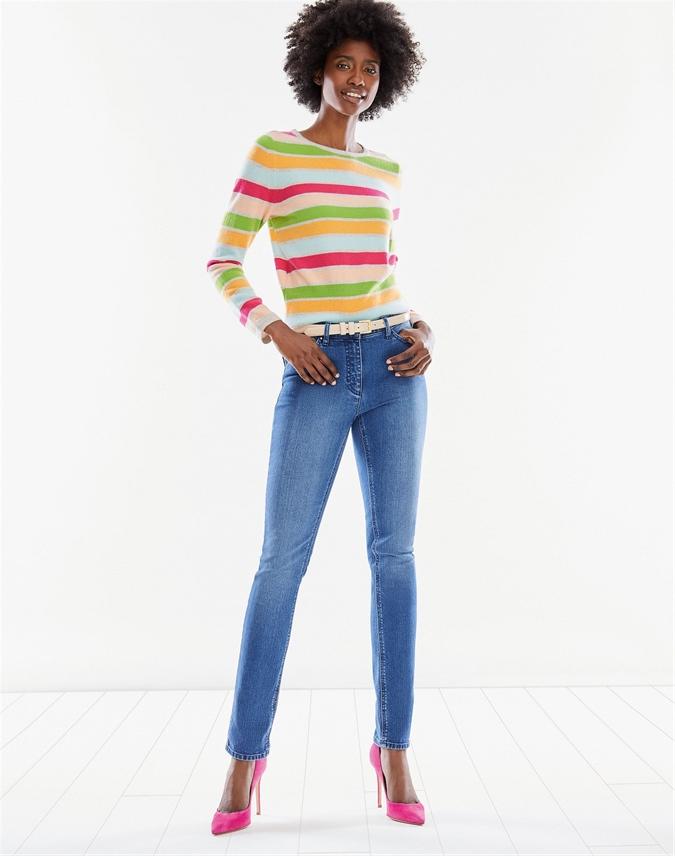 Mowbray Slim Leg Jean
