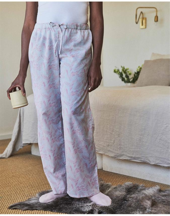 Printed Cotton Pyjama Set