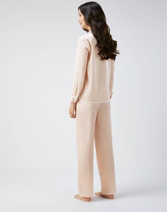 Silk Cotton Pyjamas