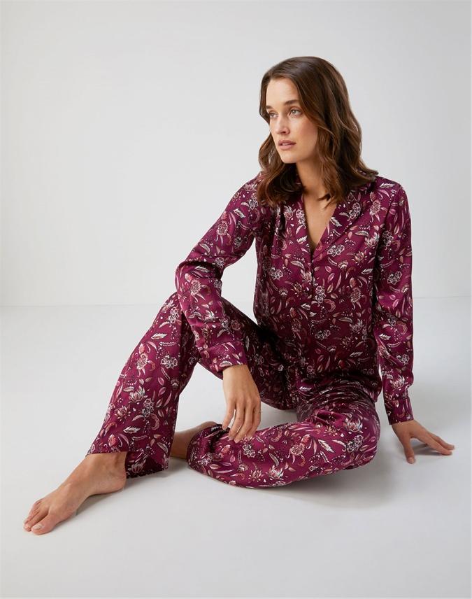 Silk Pyjamas