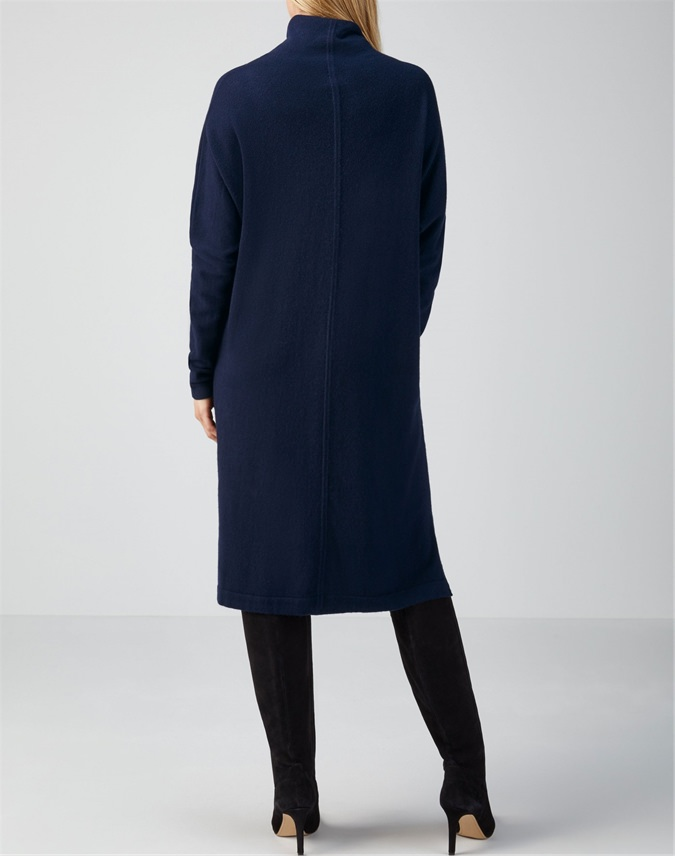 Toccato Dolman Sleeve Knit Dress