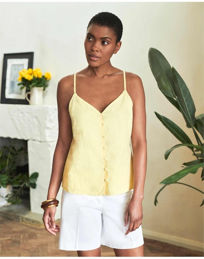 Linen Camisole