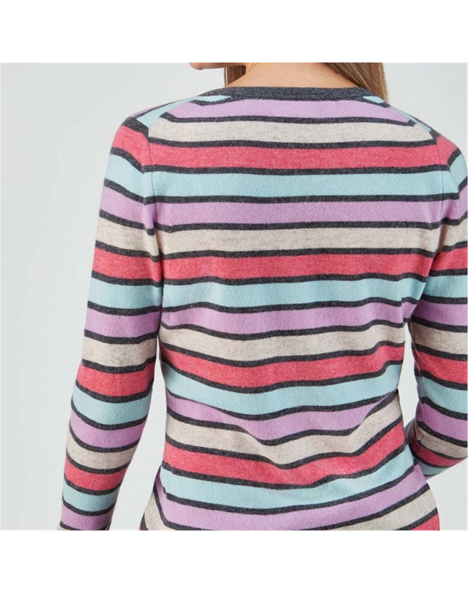 Cashmere Patterned Sweater