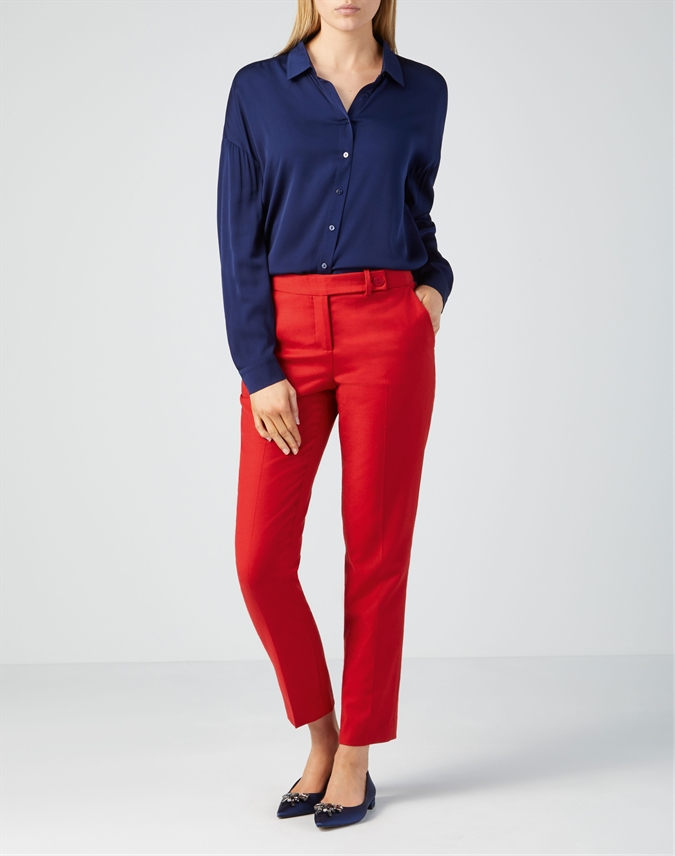 Tailored Ankle Length Trouser