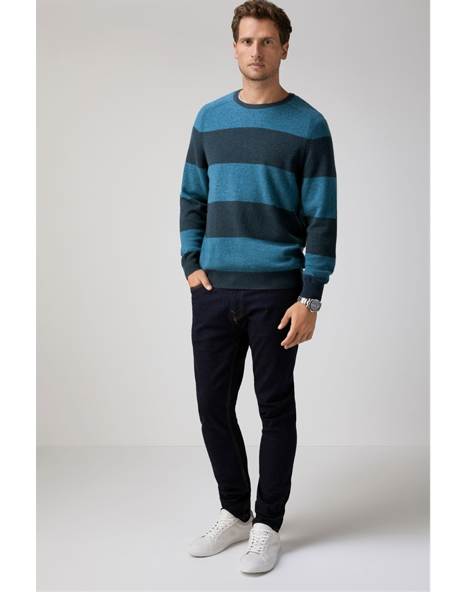 Mens Cashmere Crew Neck Sweater