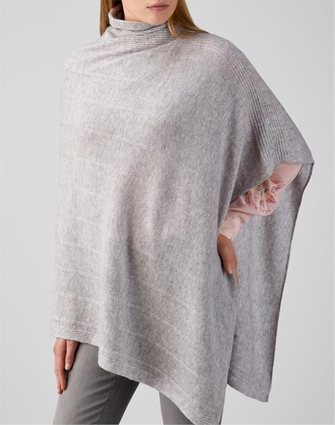 Textured Poncho