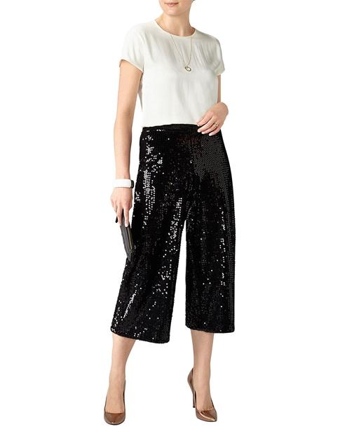 Sequin Trouser
