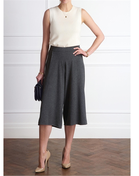 Knitted Culottes