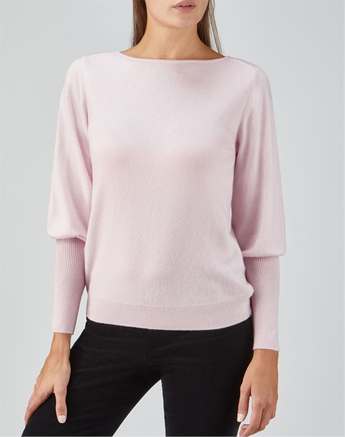Toccato Puff Sleeve Sweater
