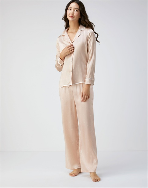Silk Cotton Pyjamas
