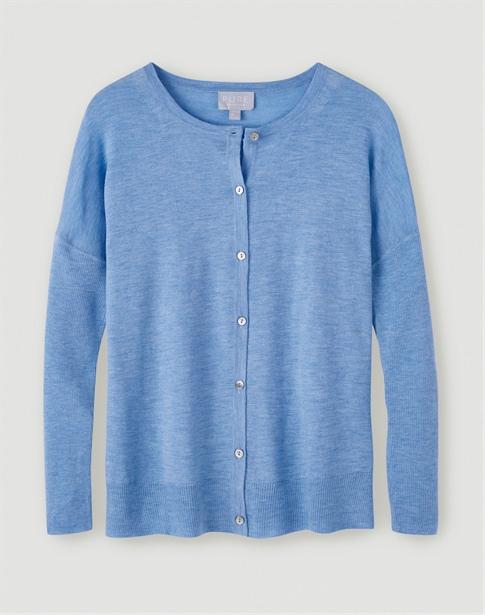 Ultra Soft Merino Relaxed Cardigan