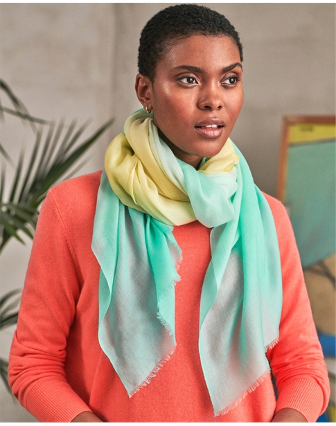 Ultra Soft Wool Scarf