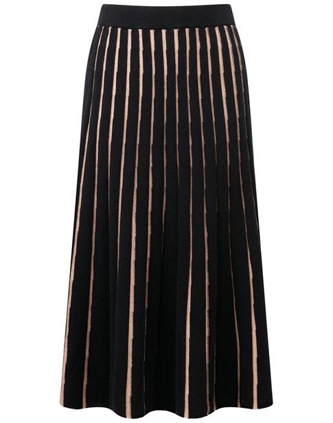 Knitted Full Skirt
