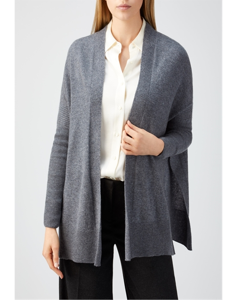 Cashmere Oversized Cardigan
