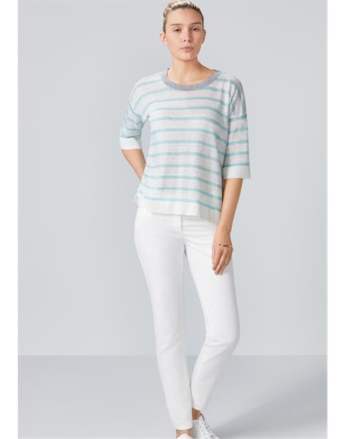 Linen Relaxed T-Shirt