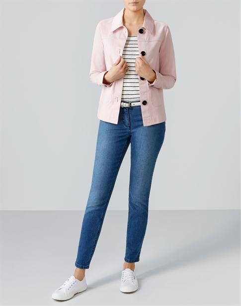 Soft Washed Cotton Jacket