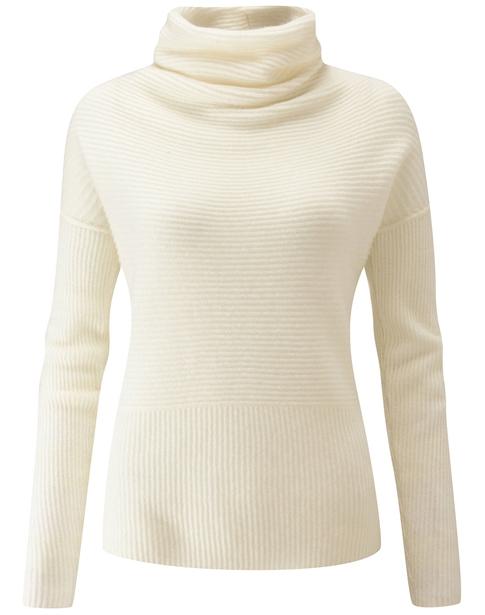 Drape Neck Gassato Sweater