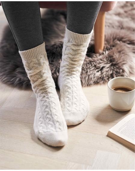 Bed Socks Cashmere